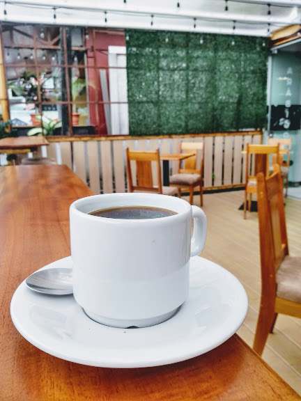 arabigos cafe la fortuna costa rica coffee